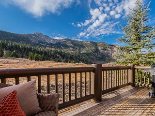 Snowcreek V 756 - 5 bed w/ unobstructed views