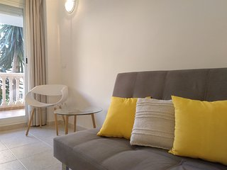 Javea Arenal | groundfloor Apt with terrace | 2 bedr | airco | wifi | pool |