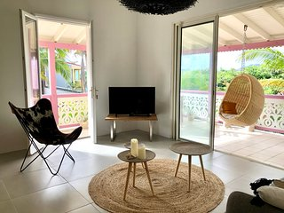Appartement cosy au coeur du village d'Orient bay