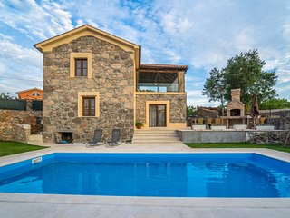 Beautiful Villa Campiello, on the Island of Krk