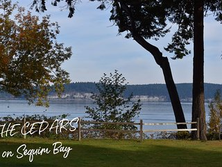 The Cedars on Sequim Bay