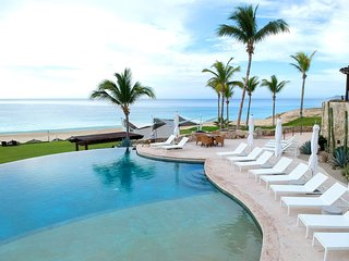 Breathtaking Oceanview, Private pool & Beach Club. Puerto Los Cabos Golf course