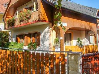 Nice apartment in Héviz w/