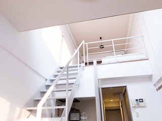 MINIMAL SHIMOKITA: Stylish Loft Apt 3min from Sta.