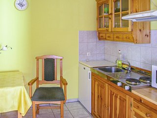Amazing home in Hévíz w/ WiFi and 1 Bedrooms