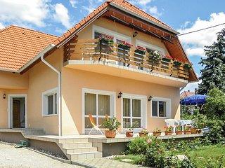 Amazing home in Vonyarcvashegy w/ WiFi and 4 Bedrooms (UBN735)
