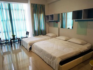 Comfortable studio stay at Subang Jaya