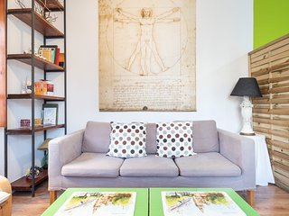 Cozy, Stylish and Central in Seville,  Bright 1 Bedroom Apartment