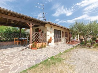 Awesome home in Montefoscoli w/ 1 Bedrooms