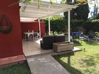 Flatguest Albaricoques * Garden * Pool * BBQ