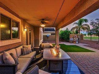 Very Impressive 5 Bedroom Home Overlooking Ladies Tee At Las Colinas Golf Club