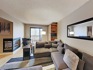 Newly Updated Condo on Gore Creek | Fireplace, Views, Walk to Vail Village