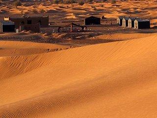 Camp berber sahara