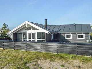 Beautiful home in Rømø w/ Sauna, WiFi and 3 Bedrooms (R10499)