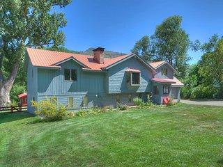 Big Blue House Vacation Rental Home in Durango Colorado