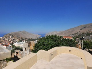 SYMI MUSEO HOUSE TERRACE