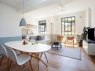 Boutique, Sunlit Studio with Designer Furnishings