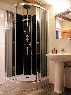 Suite chamois : salle de bain