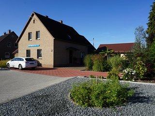 Willkommen bei Lilis Ferienwohnungen (EG) in Trauen (Munster) Lüneburger Heide,