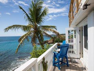 Peaceful Oceanfront Getaway- Salty Sway III