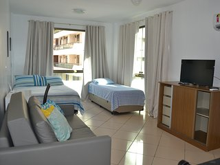 Loft à beira-mar na Prainha - Arraial do Cabo