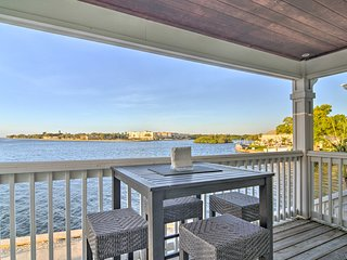 NEW! Bayfront Condo 3Mi to Downtown St. Petersburg