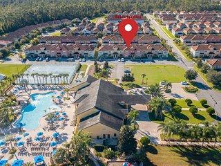 Stunning 4 Bedroom w/ Pool Close to Disney 8940 *Paradise Palms Resort