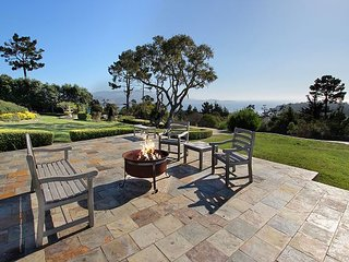 Palatial All-Suite Pebble Beach Estate w/ Ocean Views on 1 Acre