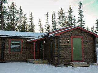 Näsfjället Scandinavian Mountain Resort Cabin