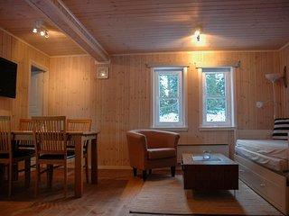 Näsfjället Mountain Resort Cabin 10