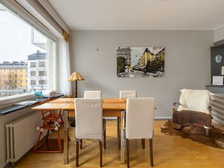 �Central Location with a Calm Twist