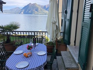 Giulia apartment with wonderful lake view in Verbania Pallanza