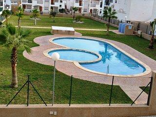 La Cinuelica R14, Grd flr apmt with Com pool L146