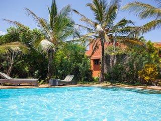Red House, A tropical beach sensation