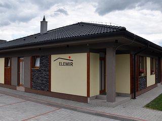 apartmány ELEMIR