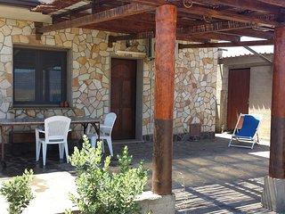 Barrierefreie Ferienwohnung auf Olivenhain in ruhiger Umgebung