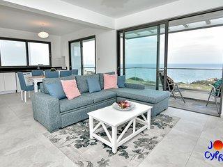 Joya Cyprus Mediterranean View Penthouse Apartment
