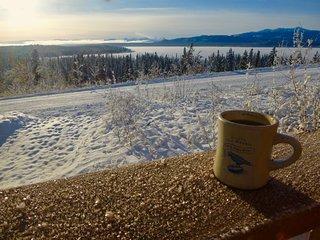 Lake View Cabin