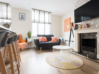 The Oxford Street Studio - Modern 1BDR Apartment close to Paddington