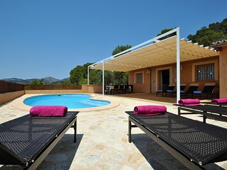 Calendar 2021 Opened- SA NINA - Finca in Bunyola-Stunning views private pool Air