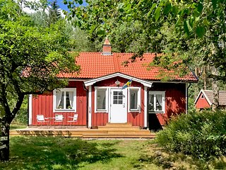 Amazing home in Hultsfred w/ 3 Bedrooms (S35303)