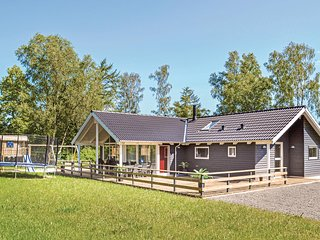 Stunning home in Glesborg w/ Sauna, WiFi and 4 Bedrooms (D74014)