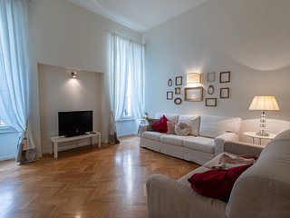 Ad Verona Flat for 4/6 people in the city centre with private parking