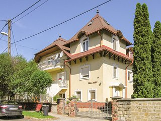 Awesome home in Hévíz w/ WiFi and 1 Bedrooms