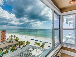 Tower Isles Condo F8 Beach Front unit with amazing 8th floor views