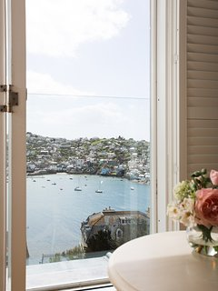 Wake up to this view every morning form the Master Bedroom