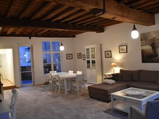 Duplex apartment Centre Bruges