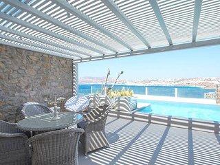 Villa Corteza Blue by Mykonos Pearls