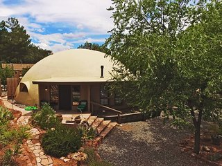 Relax and Renew With Mountain Views From Private Hot Tub, Steps From Trailhead!