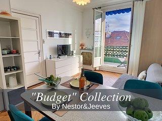 New ! N&J - 'Green Terrace'- Lively neighbourhood - Close sea